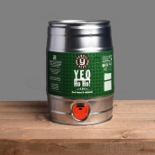 Yeo Ho Ho! 5L Mini Cask - For December Delivery