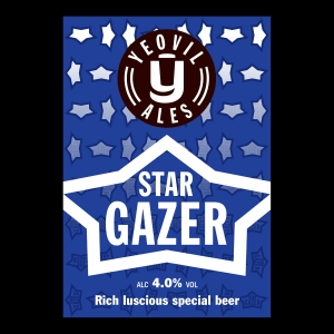 Star Gazer Sedimented Cask Beer Firkin