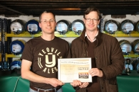 Ruby wins Gold at SIBA South West 2015