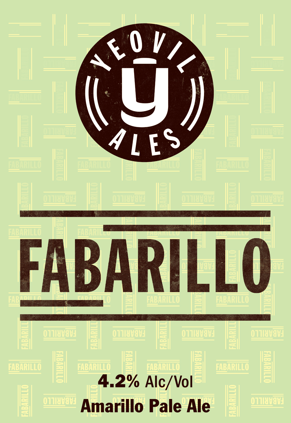 Fabarillo - Yeovil Ales Brewery