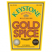 Gold Spice 4.0% by Keystone