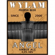 Angel Amber Ale 4.3% by Wylam Brewery