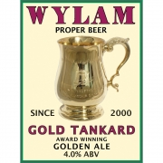 Gold Tankard 4.0% by Wylam Brewery