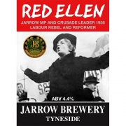 Red Ellen 4.4% by Jarrow Brewery