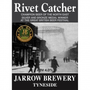 Rivet Catcher 4.0% by Jarrow Brewery