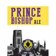 Prince Bishop Ale 4.8% by Big Lamp Brewery