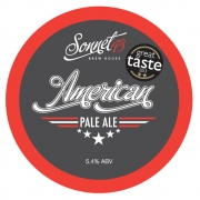 American Pale Ale 5.4% by Sonnet 43