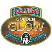 Golden Glow 4.4% by Holdens