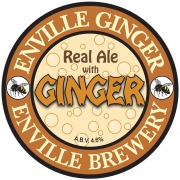Ginger 4.6% by Enville Brewery