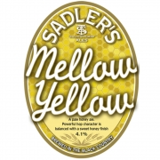 Mellow Yellow 4.1% by Sadler's Ales