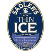 Thin Ice 4.5% by Sadler's Ales