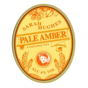 Amber 4.0% by Sarah Hughes Brewery