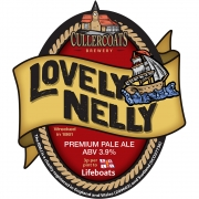 Lovely Nelly 3.9% by Cullercoats Brewery