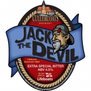 Jack the Devil 4.5% by Cullercoats Brewery
