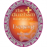 Evensong 5.0% by Durham Brewery