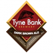 Dark Brown Ale 4.2% by Tyne Bank Brewery