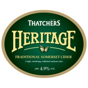 Heritage 4.9% by Thatchers Cider