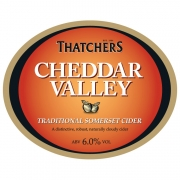 Cheddar Valley 6% by Thatchers Cider