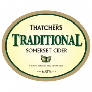 Traditional 6% by Thatchers Cider