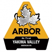 Yakima Valley IPA 7.0% by Arbor Ales