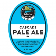 Cascade Pale Ale 4.8% by Saltaire Brewery