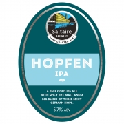 Hopfen IPA 5.7% by Saltaire Brewery