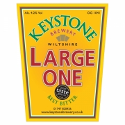 Large One 4.2% by Keystone