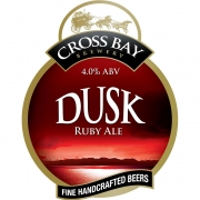 Dusk 4.0% by Cross Bay Brewery