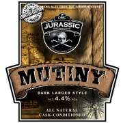 Mutiny 4.4% by Dorset Brewing Company