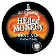 Hedgemonkey 4.8% by Glastonbury Ales