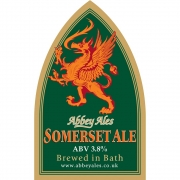 Somerset Ale 3.8% by Abbey Ales