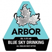Blue Sky Drinking 4.4% by Arbor Ales