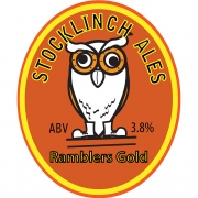 Ramblers Gold 3.8% by Stocklinch Ales