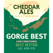 Gorge Best 4.0% by Cheddar Ales