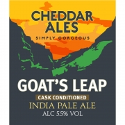Goats Leap 5.5% by Cheddar Ales