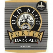 Old Slug Porter 4.5% by RCH