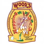 Hopping Mad 4.7% by Wood's Brewery