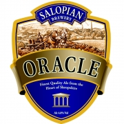 Oracle 4.0% by Salopian Brewery