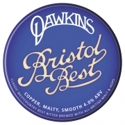 Bristol Best 4.0% by Dawkins Ales