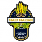 Maid Marian 4.5% by Springhead Brewery