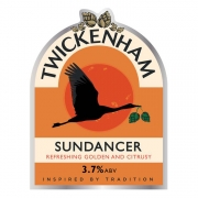 Sundancer 3.7% by Twickenham Fine Ales