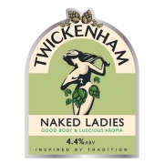 Naked Ladies 4.4% by Twickenham Fine Ales