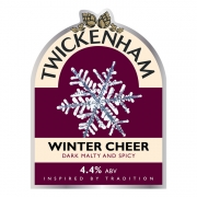 Winter Cheer 4.4% by Twickenham Fine Ales