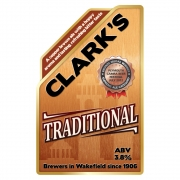 Traditional 3.8% by H.B. Clark