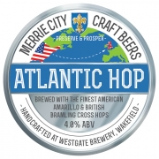 Merrie City Atlantic Hop 4.0% by H.B. Clark