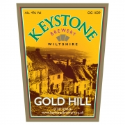 Gold Hill 4.0% by Keystone