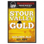 Stour Valley Gold 4.2% by Nethergate Brewery