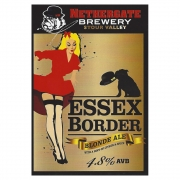 Essex Border 4.8% by Nethergate Brewery