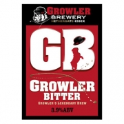 Growler Bitter 3.9% by Nethergate Brewery