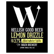 Lemon Drizzle 3.7% by Waen Brewery